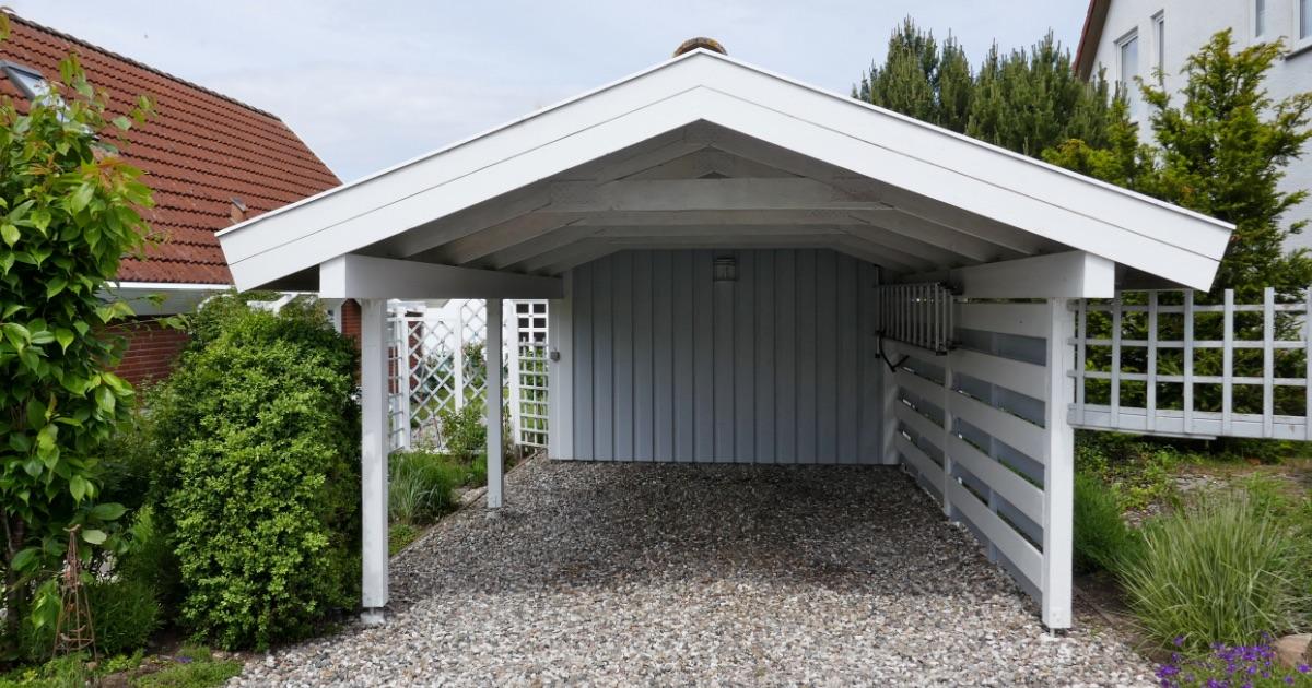 Tips för att bygga carport i sommar
